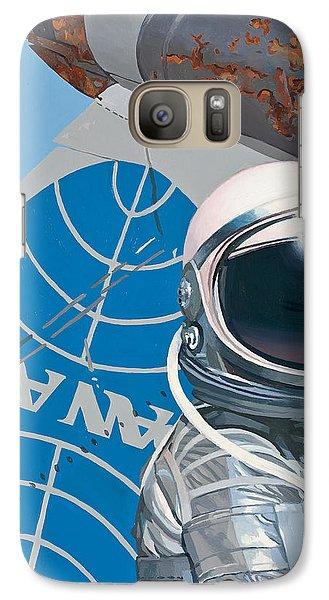 Pan Am Galaxy S7 Case by Scott Listfield