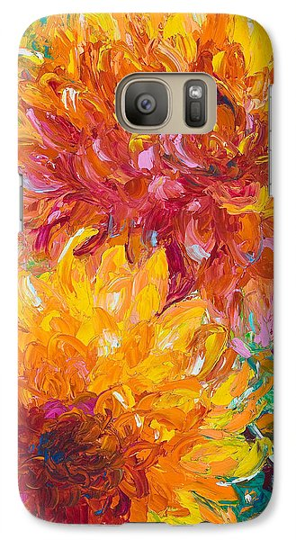 Passion Galaxy Case by Talya Johnson