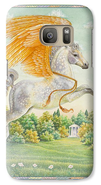 Pegasus Galaxy S7 Case by Lynn Bywaters