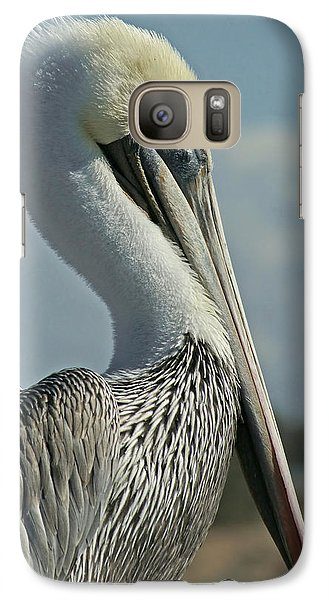 Pelican Profile 3 Galaxy S7 Case by Ernie Echols