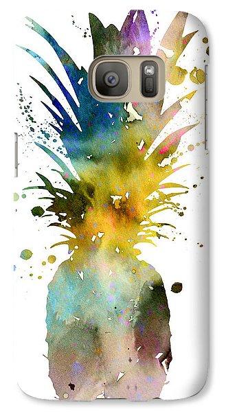 Pineapple 2 Galaxy S7 Case by Luke and Slavi