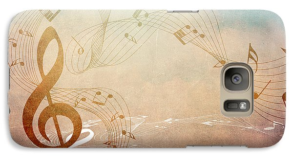 Please Dont Stop The Music Galaxy Case by Angelina Vick