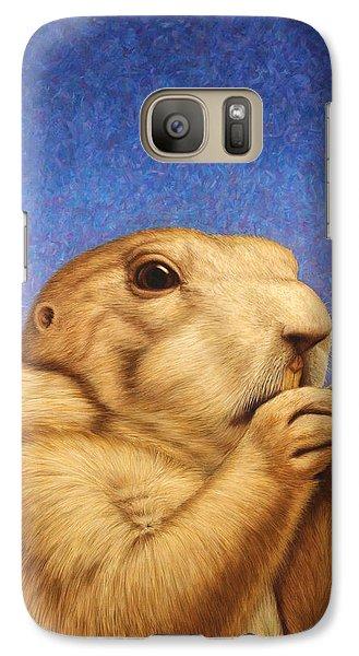 Prairie Dog Galaxy S7 Case by James W Johnson