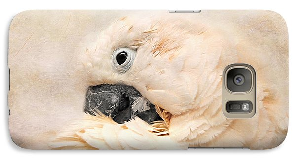 Preening Galaxy Case by Jai Johnson