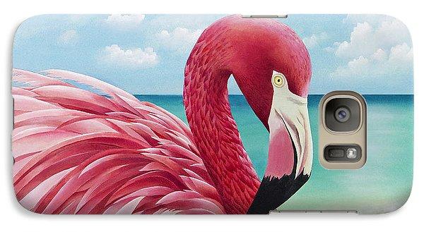 Pretty In Pink Galaxy Case by Carolyn Steele