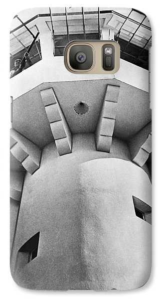 Prison Guard Tower Galaxy Case by Underwood Archives
