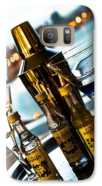 Ready For Drinks Galaxy S7 Case by Sotiris Filippou