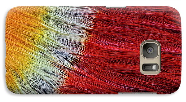 Red Breasted Toucan Galaxy S7 Case by Darrell Gulin