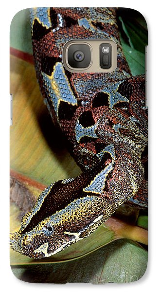 Rhino Viper Galaxy S7 Case by Gregory G. Dimijian, M.D.