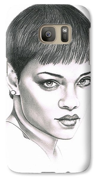 Rihanna Galaxy Case by Murphy Elliott