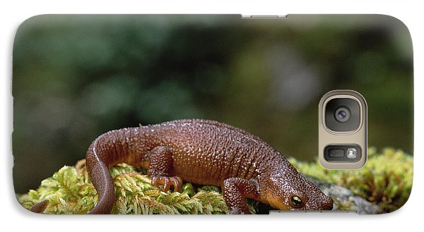 Rough-skinned Newt Oregon Galaxy S7 Case by Gerry Ellis