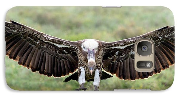 Ruppells Griffon Vulture Gyps Galaxy S7 Case by Panoramic Images