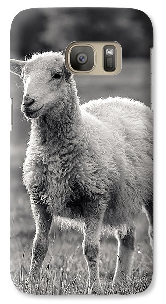 Sheep Art  Galaxy S7 Case by Lucid Mood
