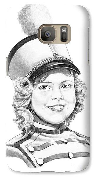 Shirley Temple Galaxy S7 Case by Murphy Elliott
