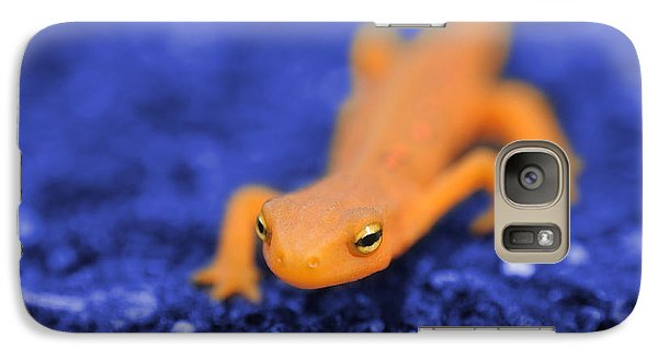 Sly Salamander Galaxy S7 Case by Luke Moore