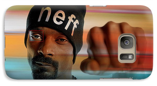 Snoop Lion Galaxy Case by Marvin Blaine