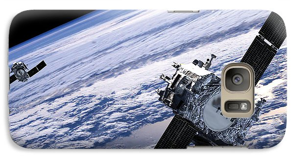 Solar Terrestrial Relations Observatory Satellites Galaxy Case by Anonymous