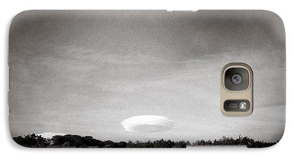 Spaceship Galaxy S7 Case by Dave Bowman