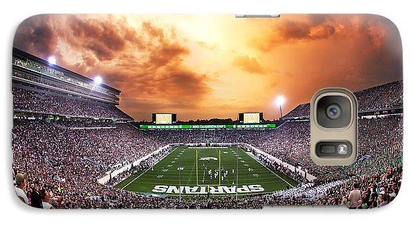Spartan Stadium Galaxy Case by Rey Del Rio