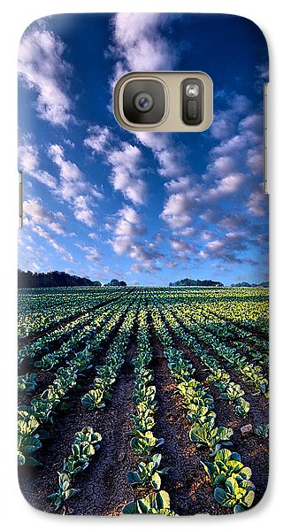 Spring Fresh Galaxy S7 Case by Phil Koch