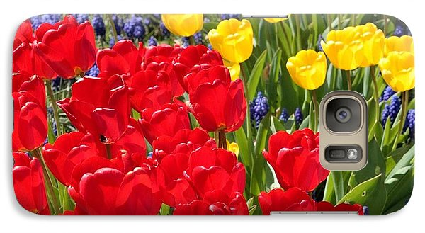 Spring Sunshine Galaxy Case by Carol Groenen