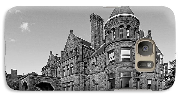 St. Louis University Samuel Cupples House Galaxy Case by University Icons
