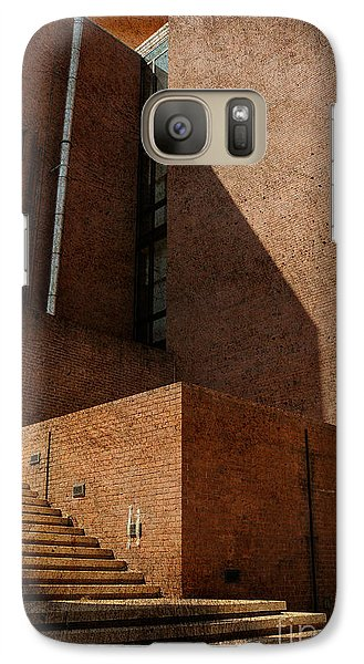 Stairway To Nowhere Galaxy S7 Case by Lois Bryan