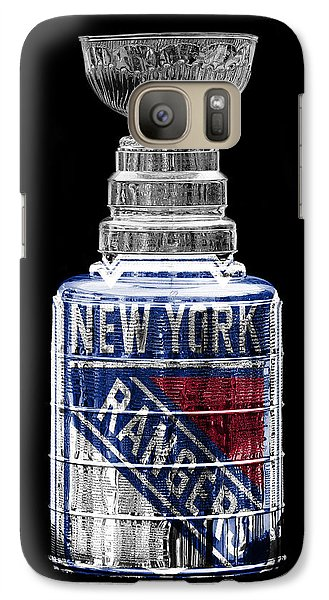 Stanley Cup 4 Galaxy S7 Case by Andrew Fare