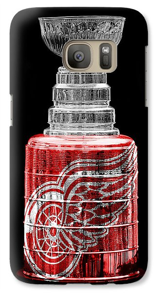 Stanley Cup 5 Galaxy S7 Case by Andrew Fare