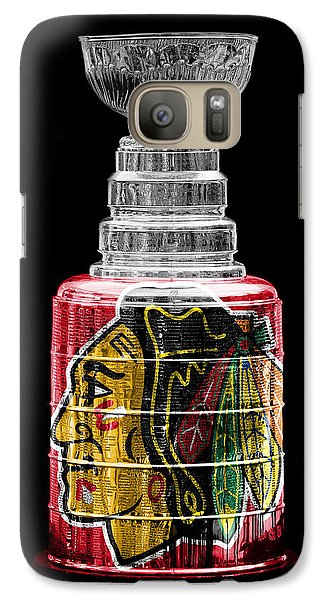 Stanley Cup 6 Galaxy S7 Case by Andrew Fare