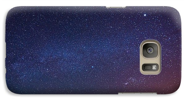 Stars Over Maui Galaxy S7 Case by Jamie Pham