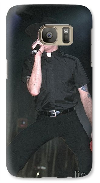 Stone Temple Pilots Galaxy S7 Case by Concert Photos