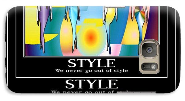 Style Galaxy Case by Kim Peto