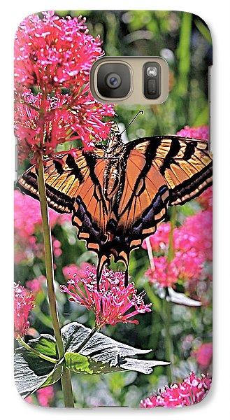 Swallowtail Butterfly Galaxy Case by Rona Black