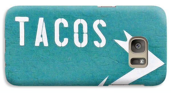 Tacos Galaxy Case by Art Block Collections