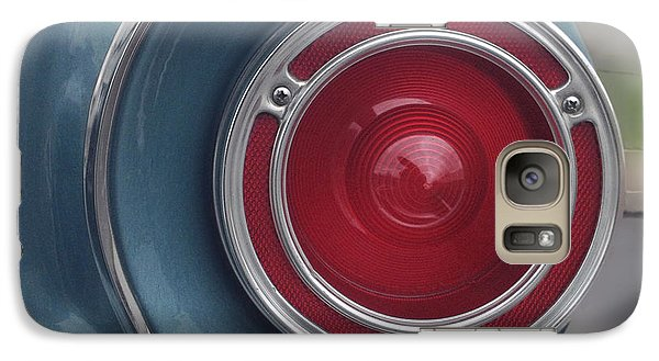 Tail Light Ford Falcon 1961 Galaxy S7 Case by Don Spenner