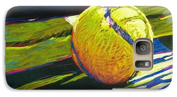 Tennis I Galaxy Case by Jim Grady