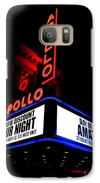 The Apollo Theater Galaxy Case by Ed Weidman