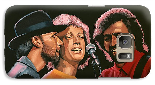 The Bee Gees Galaxy Case by Paul Meijering