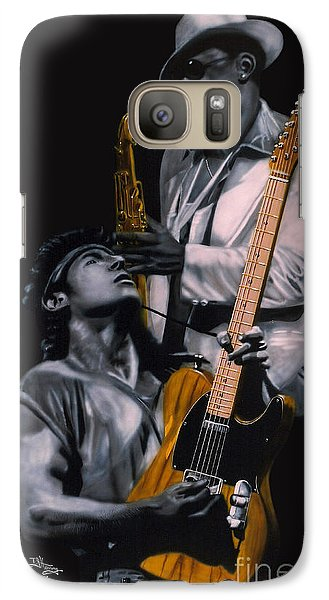 New Jersey's Bruce And Clarence Galaxy S7 Case by Thomas J Herring