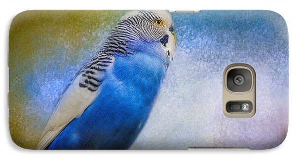 The Budgie Collection - Budgie 2 Galaxy S7 Case by Jai Johnson