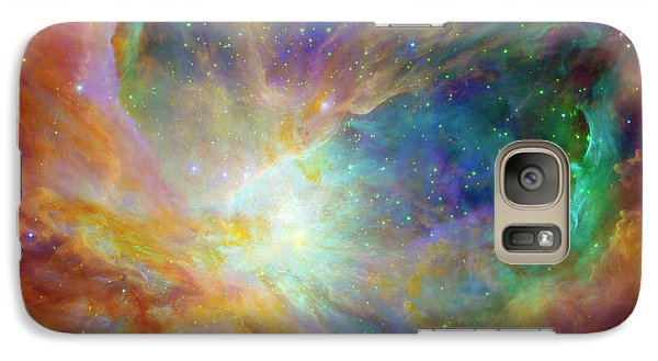 The Hatchery  Galaxy Case by Jennifer Rondinelli Reilly - Fine Art Photography