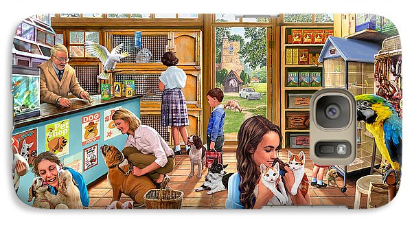 The Pet Shop Galaxy Case by Steve Crisp