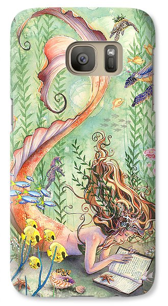 The Prayer Galaxy Case by Sara Burrier
