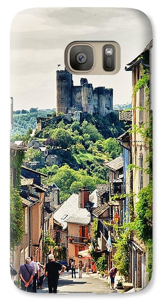 Galaxy Case featuring the photograph The Real Taste Of France by Thierry Bouriat