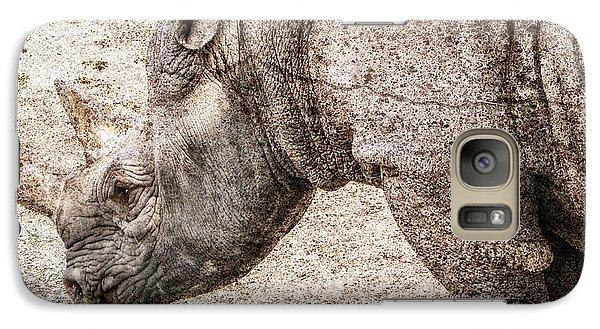 The Rhino Galaxy S7 Case by Ray Van Gundy