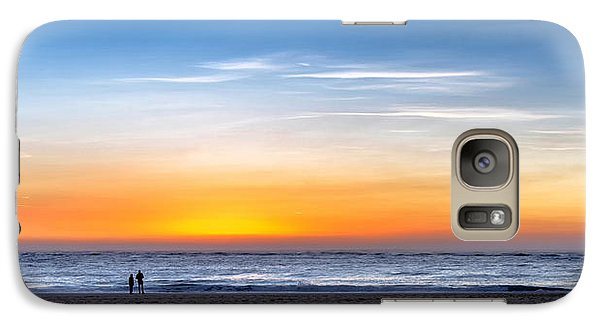 Galaxy Case featuring the photograph The Sky As The Only Limit by Thierry Bouriat