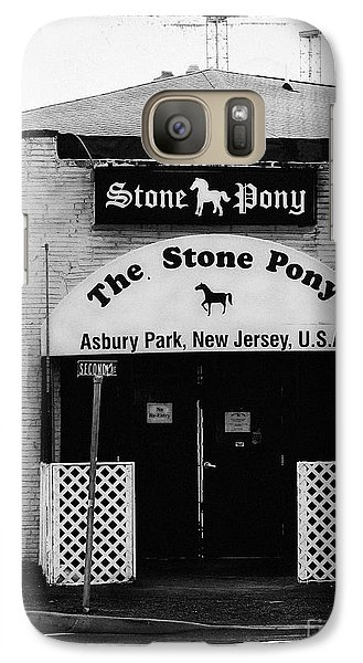 The Stone Pony Galaxy S7 Case by Colleen Kammerer