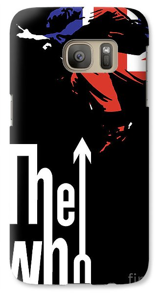 The Who No.01 Galaxy S7 Case by Caio Caldas