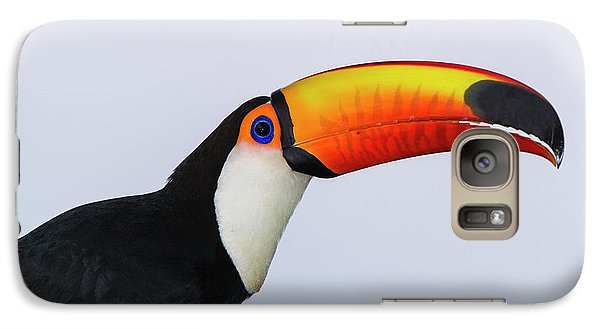 Toco Toucan (ramphastos Toco Galaxy S7 Case by Pete Oxford